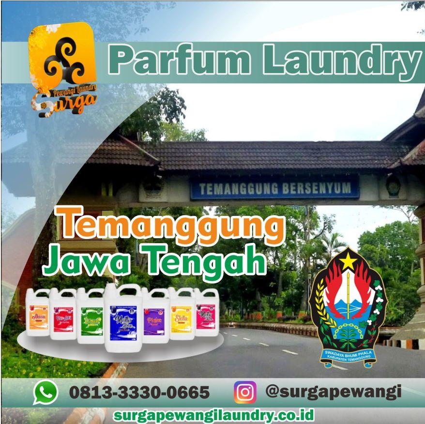 Parfum Laundry Temanggung.