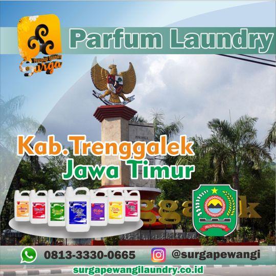 Parfum Laundry Trenggalek, Jawa Timur