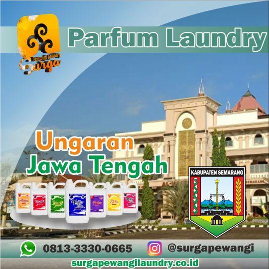 Parfum Laundry Ungaran