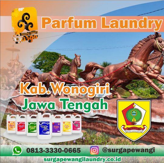 Parfum Laundry Wonogiri.
