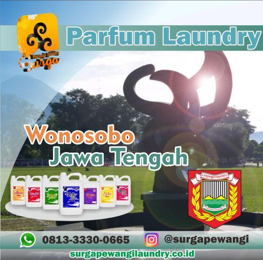 Parfum Laundry Wonosobo.
