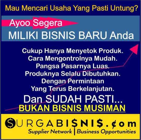 Peluang Bisnis Pewangi Laundry Borobudur