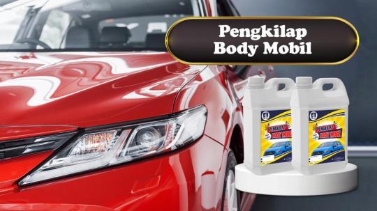 Pengkilap Body Mobil Di Borobudur