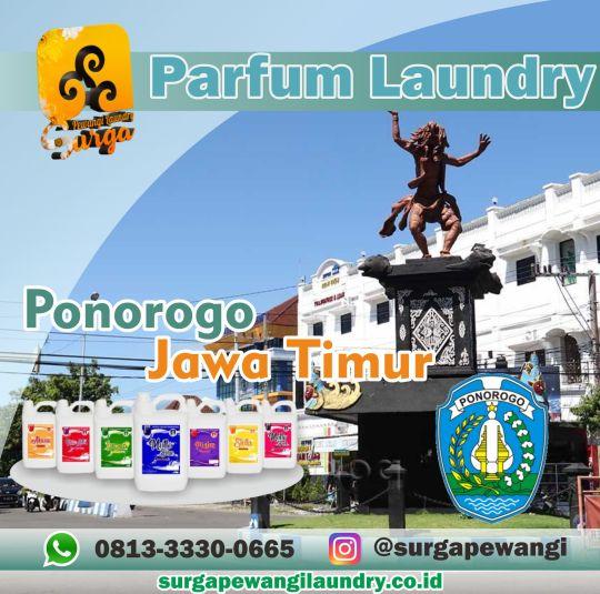 Ponorogo, Jawa Timur