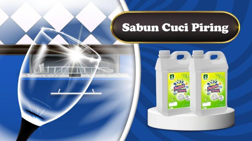 Sabun Cuci Piring Di Sukabumi