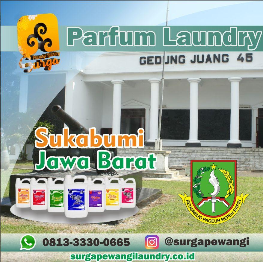 Parfum Laundry Sukabumi, Jawa Barat