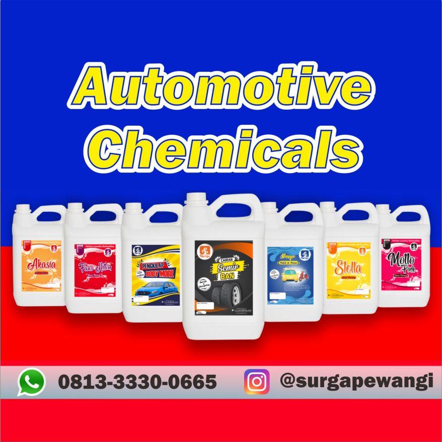 Automotive Chemicals Surga Pewangi Daerah Mahakam Ulu