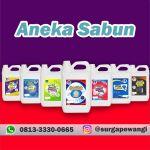 Distributor Aneka Sabun Surga Pewangi LaundryBalikpapan