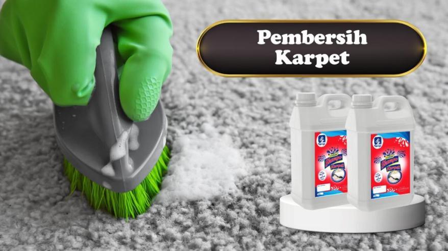 Jual Produk Pembersih Karpet Di Balikpapan