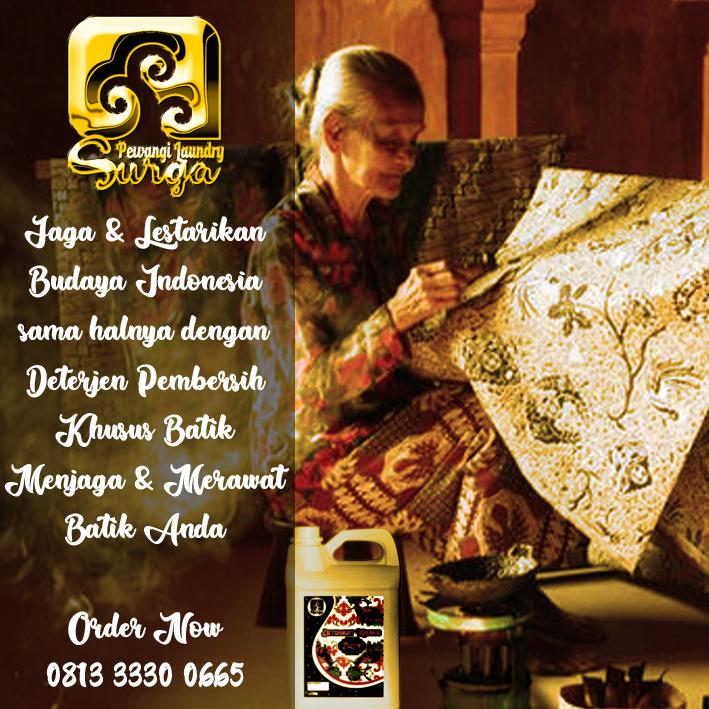 Menyediakan Deterjen Pembersih Batik Di Kutai Kartanegara
