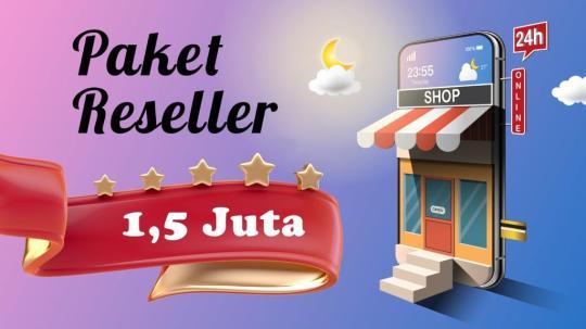 Paket Usaha Parfum Laundry Reseller 1,5Jt Di Paser
