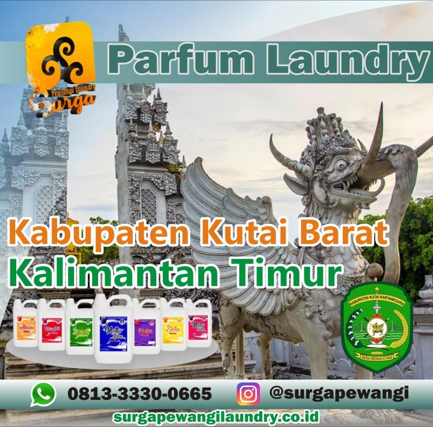 Parfum Laundry Kabupaten Kutai Kartanegara, Kalimantan Timur