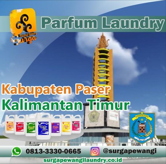 Parfum Laundry Kabupaten Paser, Kalimantan Timur