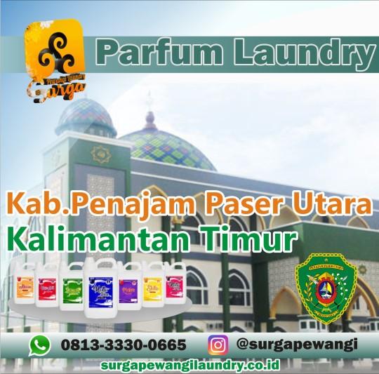 Parfum Laundry Kabupaten Penajam Paser Utara, Kalimantan Timur