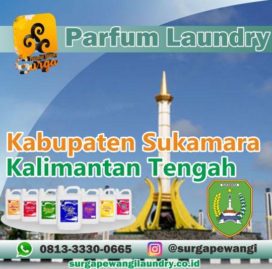 Parfum Laundry Kabupaten Sukamara, Kalimantan Tengah