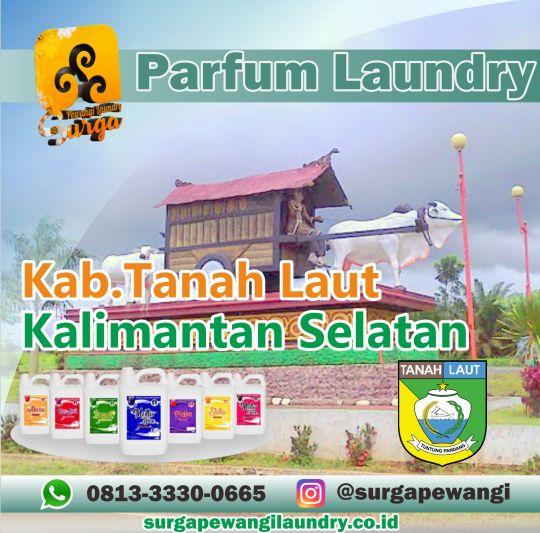 Parfum Laundry Kabupaten Tanah Laut, Kalimantan Selatan