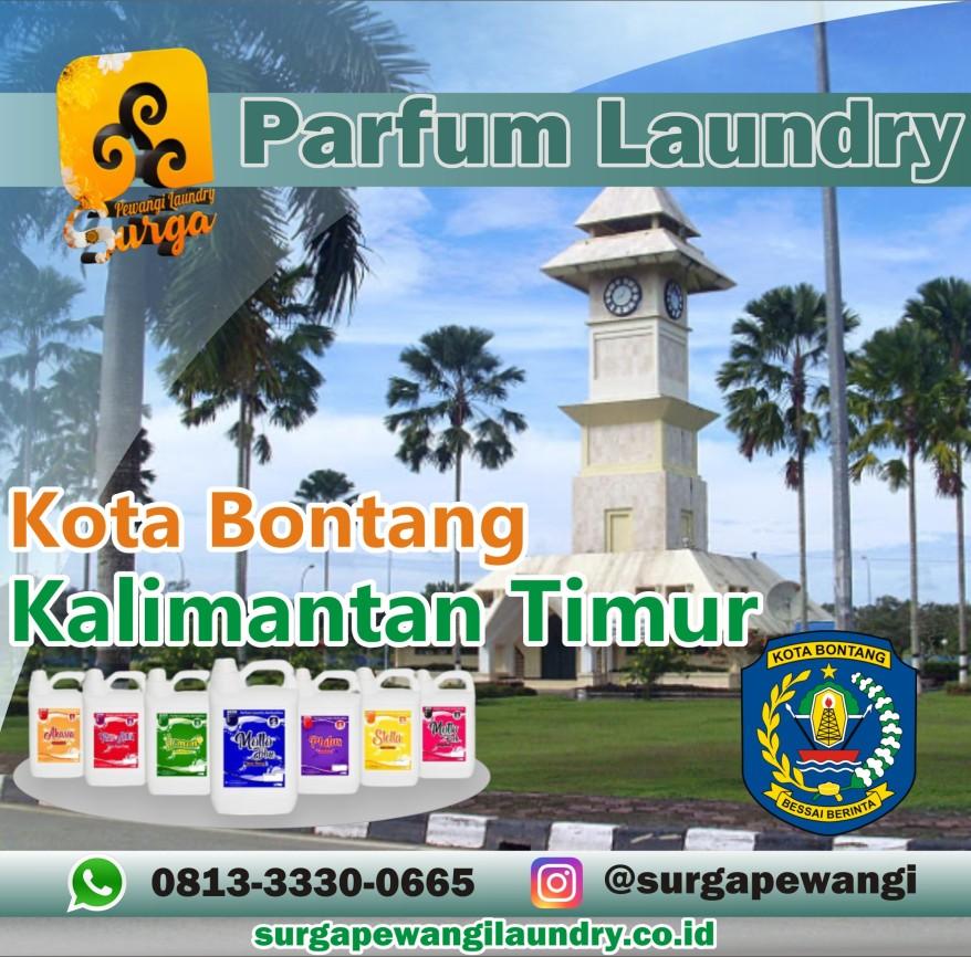 Parfum Laundry Kota Bontang, Kalimantan Timur