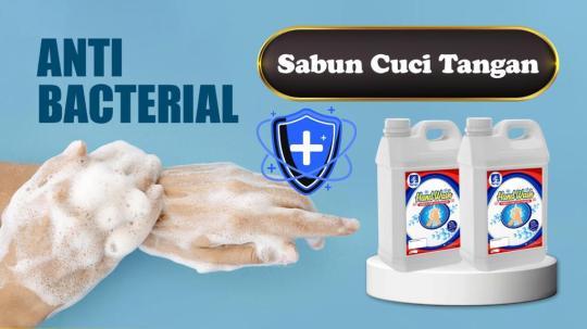 Sabun Cuci Tangan Di Tapin