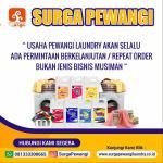Usaha Parfum Laundry DiBontang